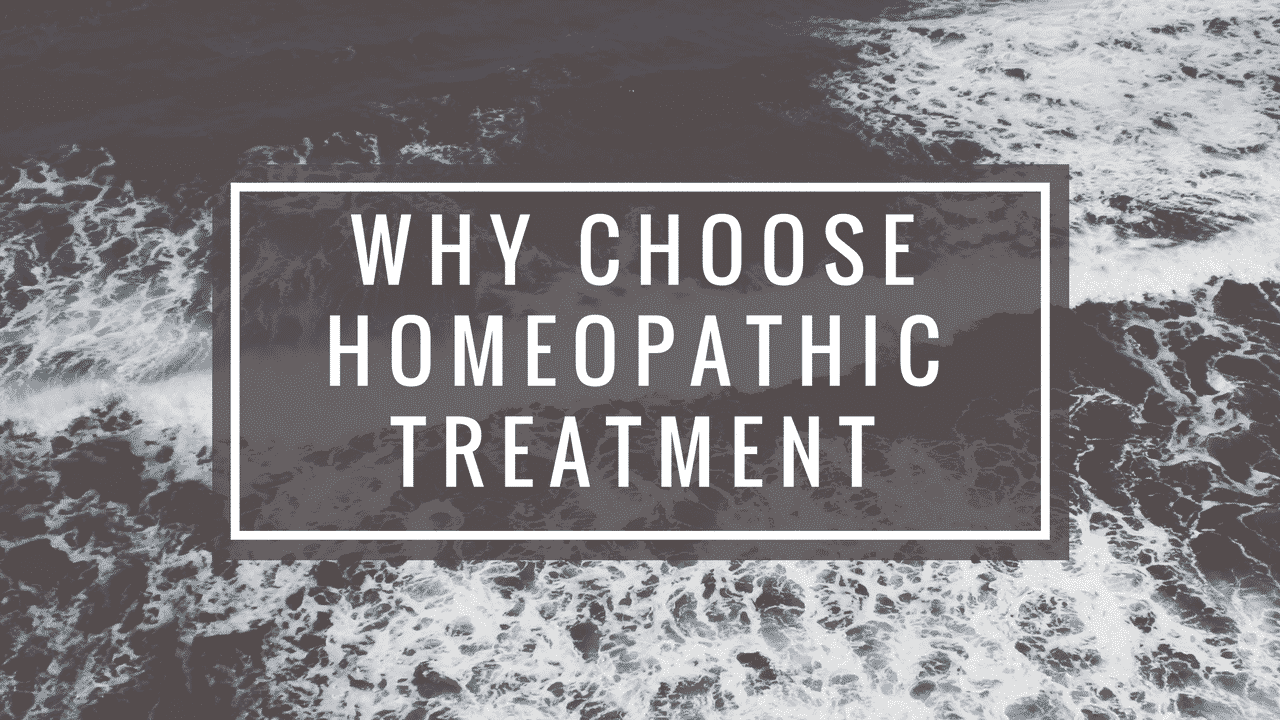 Why Choose Homeopathic Treatment? | What is Homeopathy | Homeopathicology.com