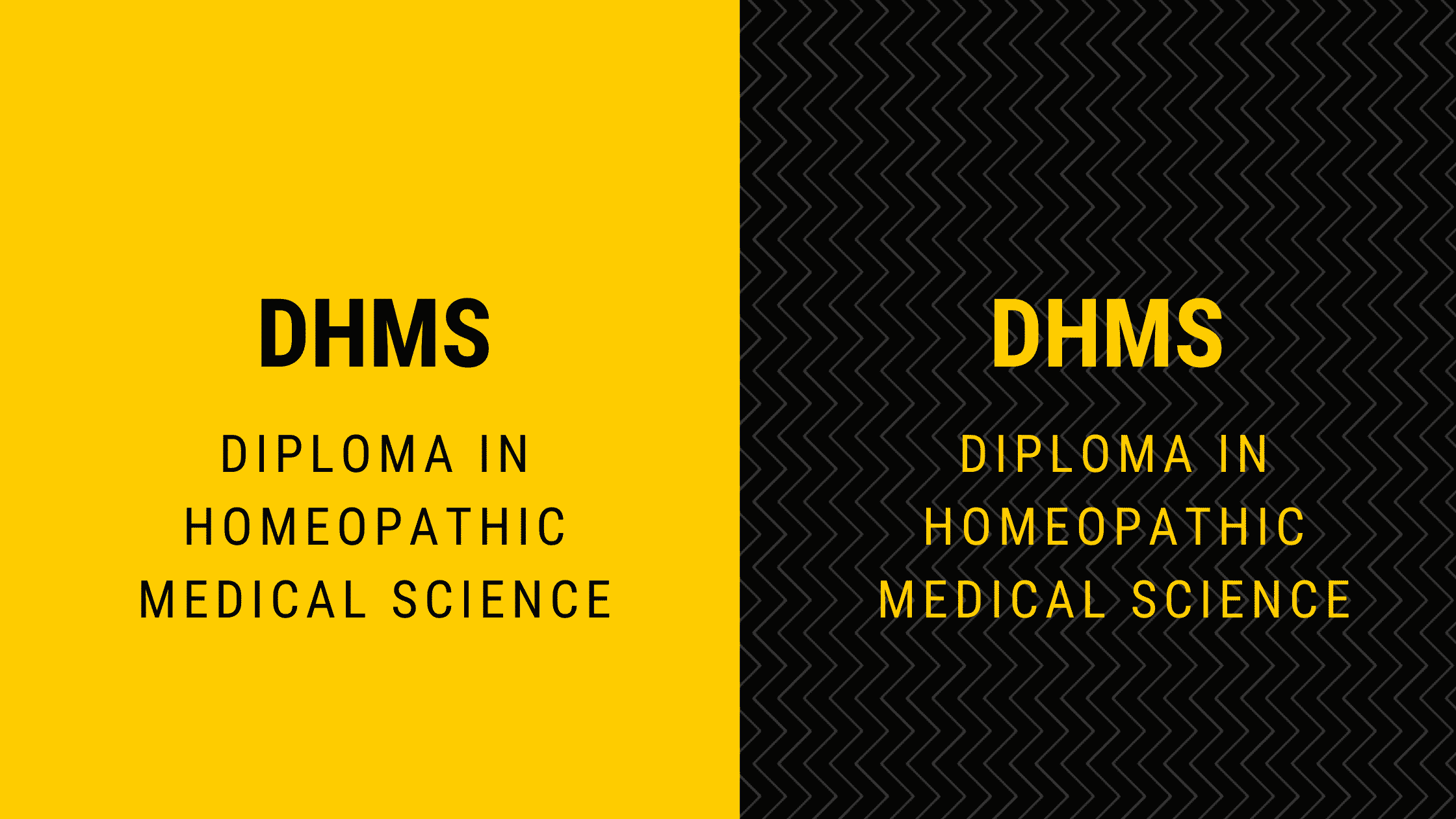 Bachelors or Diploma in Homeopathic Medical Science