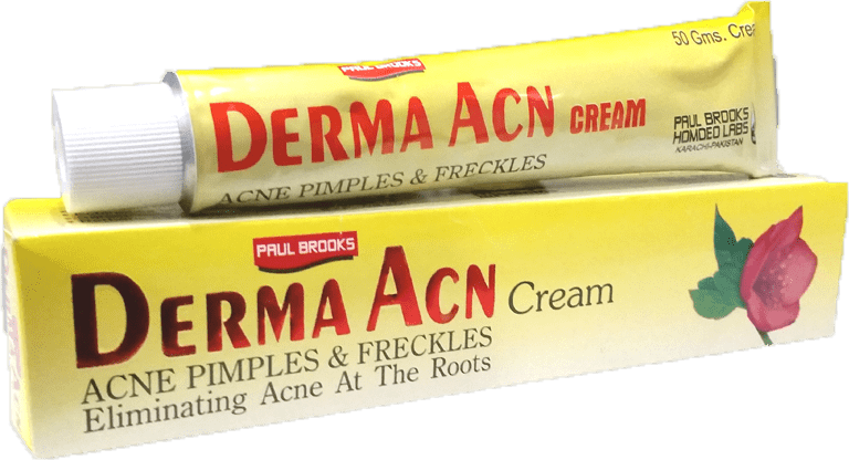 DERMA Acne Homeopathic Cream