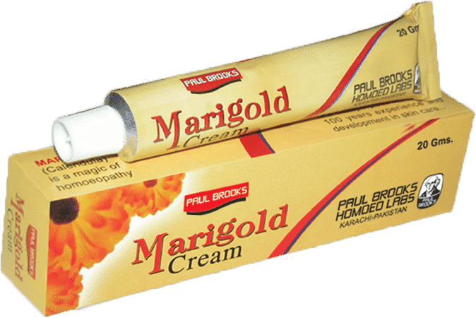 Mari Gold Homeopathic Cream