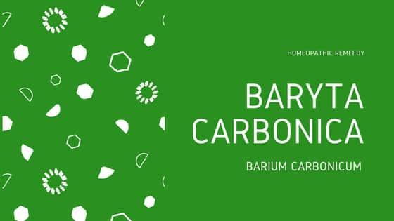 BARIUM CARBONICUM