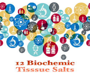 12 biochemic Homeopathic Tissue Salts