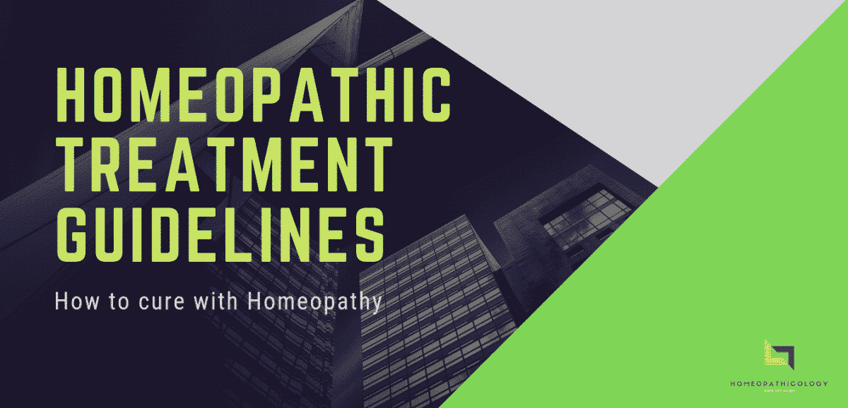 How to cure with Homeopathy