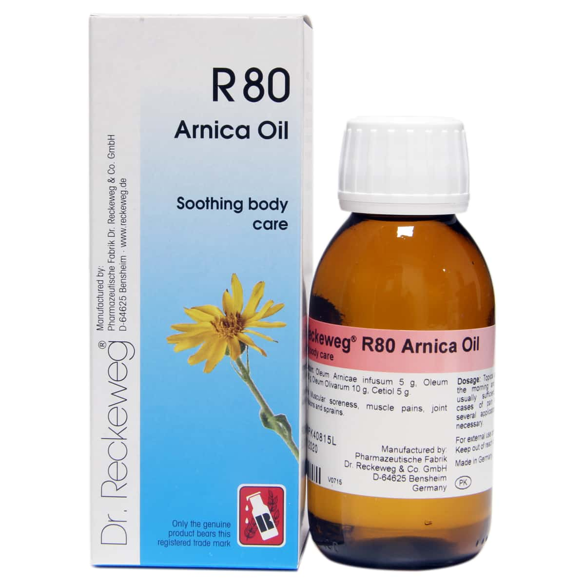 R80 Arnica Oil-Homeopathicology.com