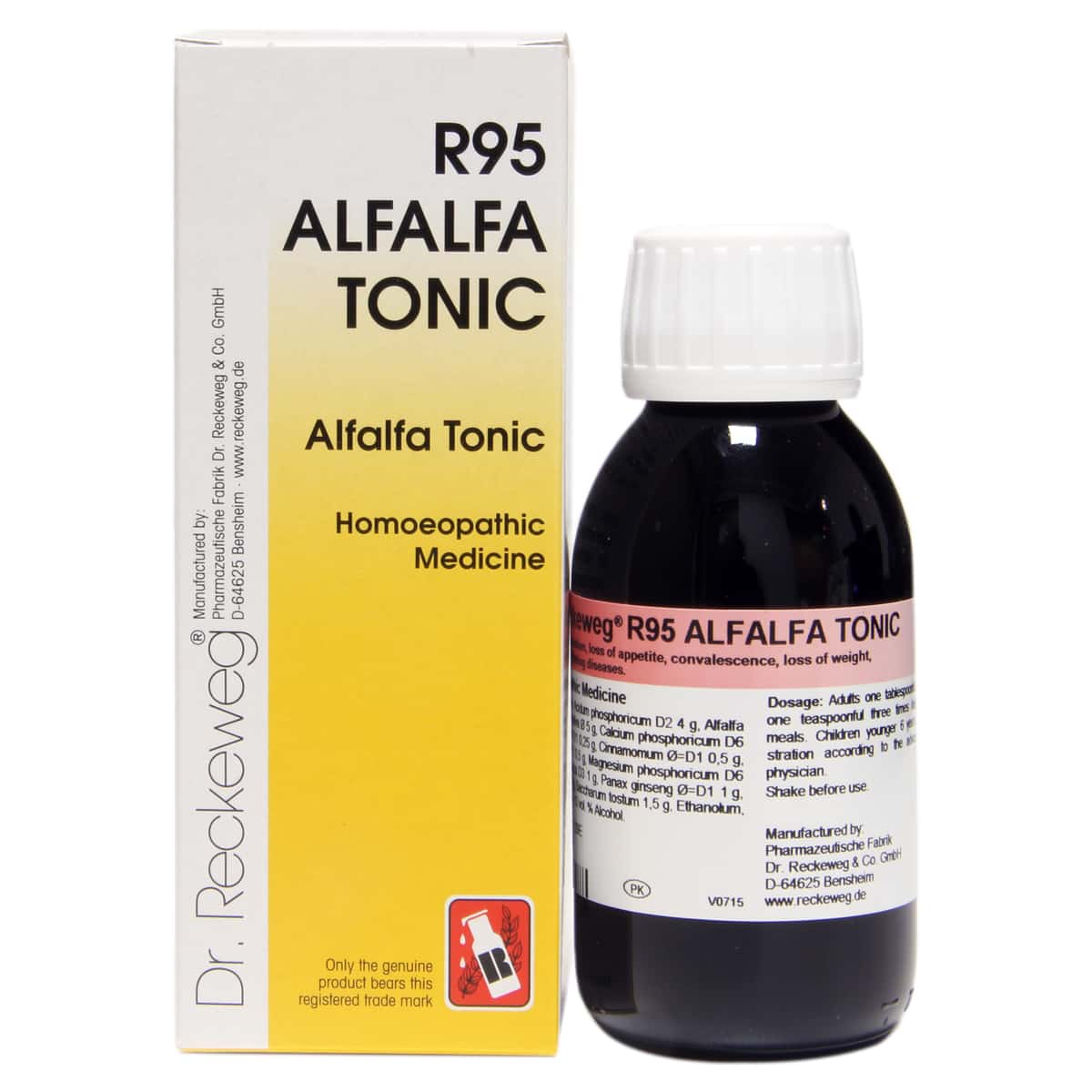 R 95 Alfa Syrup-Homeopathicology.com