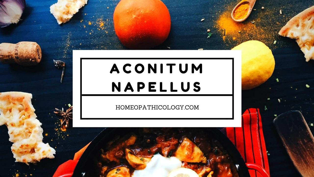 Aconitum Napellus - Monkshood - Homeopathic Remedy Guide 1